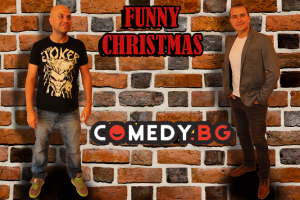 stand-up comedy in Sofia
