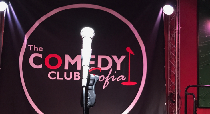 Open Mic in English за жени