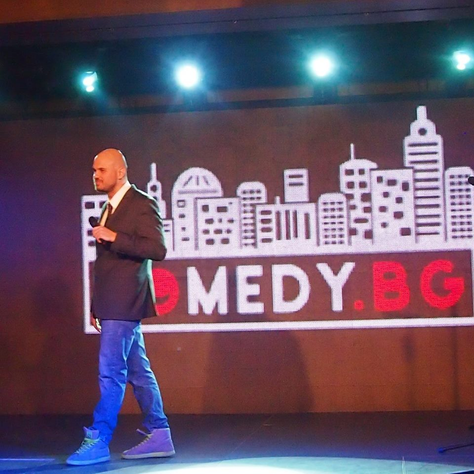 stand up comedy Bulgaria Festival