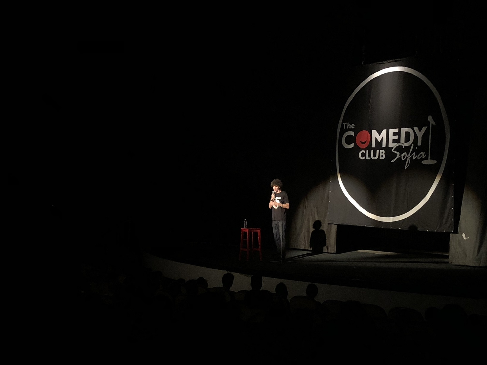 stand up comedy с Филип